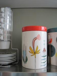 Flour pots