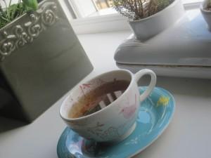Port Meirion Dawn Chorus tea cup